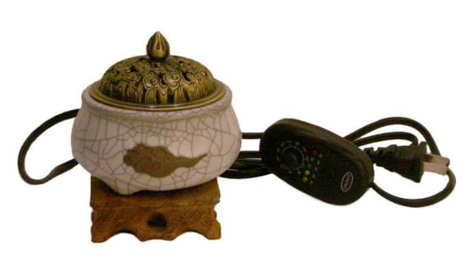 Тепловая лампа для воскуривания профессиональная керамическая