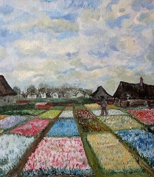 "Ван Гог ""Поля тюльпанов"""