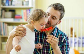 Запах начинает влиять на ребенка с пятилетнего возраста